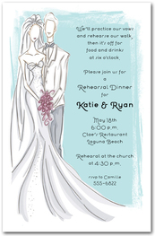 Shop Couples Wedding Shower Invitations from TheInvitationShop.com