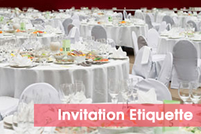 Invitation Etiquette - The Who, What, Where, When and Why of Party Invitations